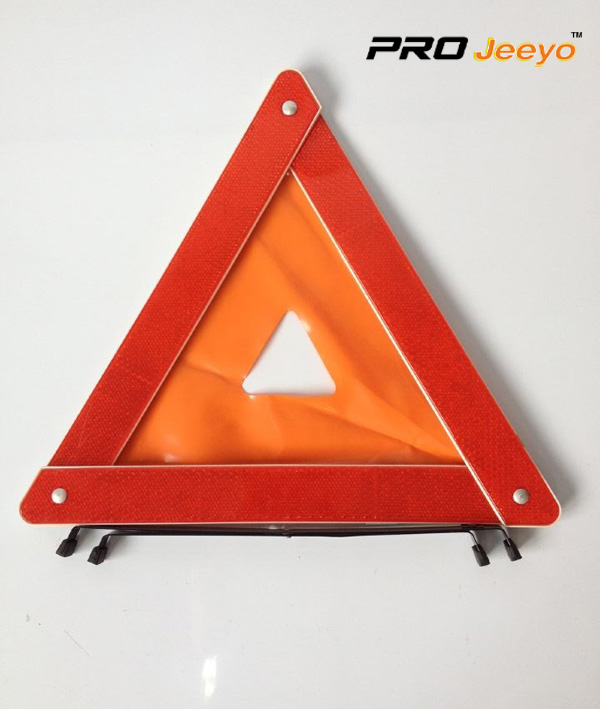 Reflective Traffic Safety Warning Tripod DL-204 4