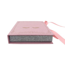 Luxury Storage Cardboard Lash Boxes Wholesale Empty