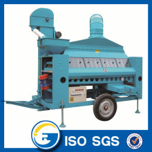 High Quality Industrial Factory for Multi Gravity Separator Grain Seed Gravity Table Separator export to Oman Wholesale