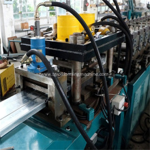 Fire Damper Steel Plate Roll Forming Machine