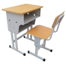 Good Quality for China Classroom Tables,Student Desk,Classroom Desk Manufacturer and Supplier Metal Classroom Single Desk and Chair export to Bosnia and Herzegovina Wholesale