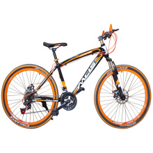 Goods high definition for Aluminium Mountain Bike 26 Inch MTB Mountain Bicycle 21 Speed export to India Factory