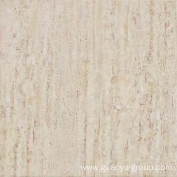 Beige Travertine Rustic Porcelain Floor Tile