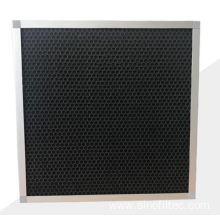 High Quality Industrial Factory for Sponge Air Primary Filters Activated Carbon Primary Air Filter export to Cameroon Exporter