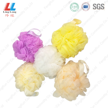colorful baby bath sponge shower soap loofah sponge