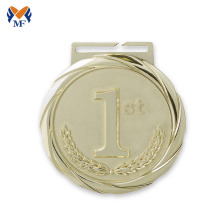 Good Quality for Custom Running Medals Purchase promotion price gold medal best cost supply to Rwanda Suppliers