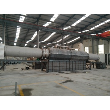 Large capacity coconut shell charcoal carbonized furnace