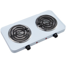 High quality double coiled plate