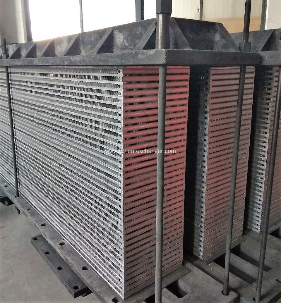 Aluminum Plate-Fin Heat Exchanger For Agricultural Machine