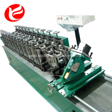 Steel light steel keel frame forming machine