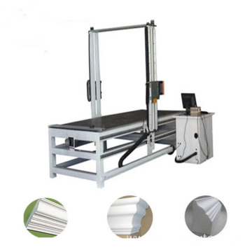 JSX foam cutting machine with hot wire