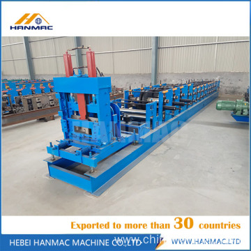 Full Automatic Purlin Roll Forming Machine