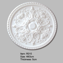 OEM/ODM for Oval Ceiling Roses Foam Large Ceiling Medallions export to Italy Importers