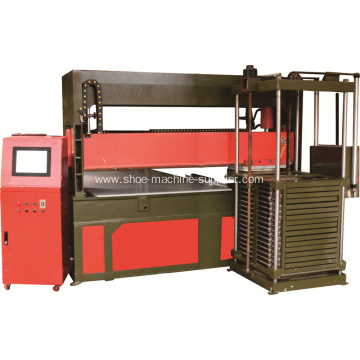 Type-setting and Knife-changing Die Cutting Machine