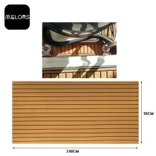 Melors Teak Decking Material Teak Sheet Marine Foam