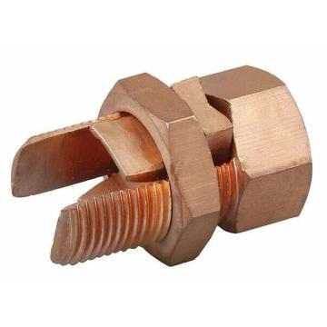 Copper Split Bolt Connector For Electric Power Fitting
