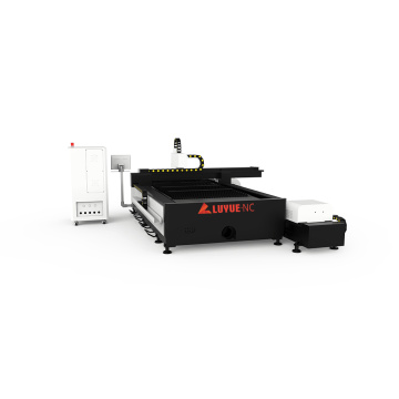 Exchange Platform Fiber Laser Cutting Machine For Alummiunm