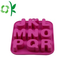 Silicone Alphabet Candy Baking Cake Molds