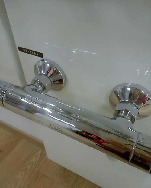 barss shower mixer