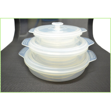 Customized Food Grade Silicone Food Container