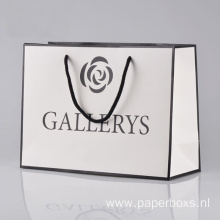 Custom Printing High-End Paper Bag Shopping Paper Bag