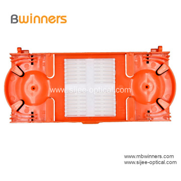 24 Cores Fiber Fusion Optic Splicing Tray