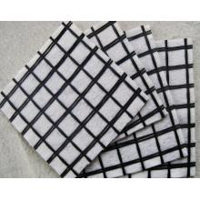 Wholesale Dealers of for Asphalt Reinforcement Fiberglass Geogrid Nonwoven Composite Coated Fiberglass Geogrid With Nonwoven Geotextile export to Mauritania Importers