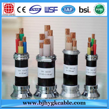 Super Lowest Price for Four Core Aluminium Conductor Low Voltage Electric Cable For Switch Lighting Distribute supply to Marshall Islands Supplier