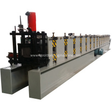 Latest technology half round gutter machines
