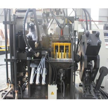 Angle iron cutting machine 45 degree punch machine