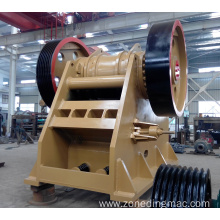 Fixed Competitive Price for Stone Crusher Jaw Plate Granite Primary Crusher export to Czech Republic Factory