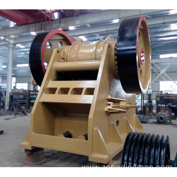 High Abrasion Resistance and Low Energy Jaw Crusher