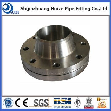 China Factories for Carbon Steel Weld Neck Flange Class 150 A 105 WN Flange with B 16.5 Standard supply to Antarctica Suppliers