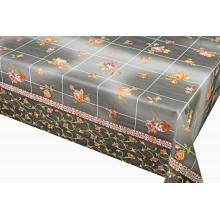Pvc Printed fitted table covers Metre Table Runner