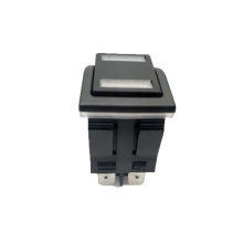 Waterproof Electronic LED Illuminated Rocker Switches
