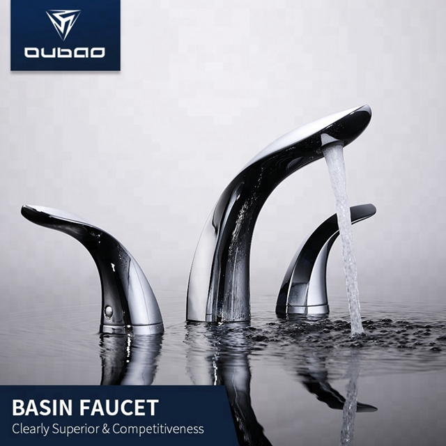 Two Handle Faucet Ob Qy8804