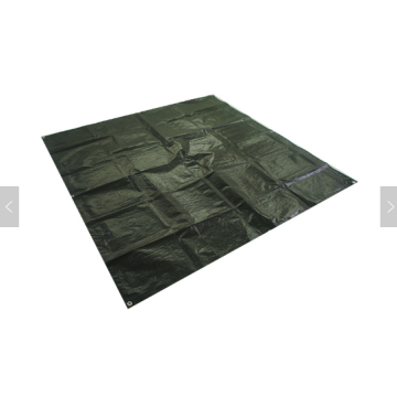 Waterproof Plastic Sheet Black Poly Tarpaulin