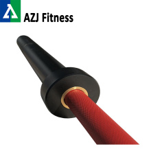 Colorful Gym Weightlifting Aluminium Bar
