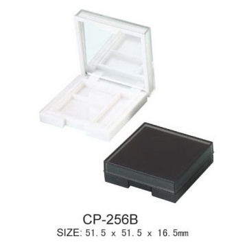 Square Cosmetic Powder Container