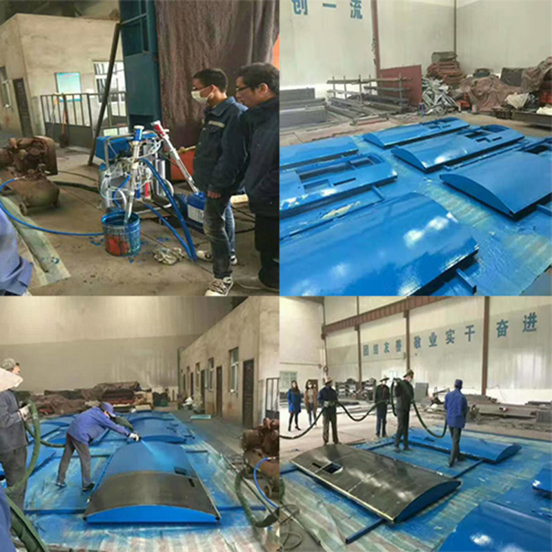 polyurea waterproofing machine