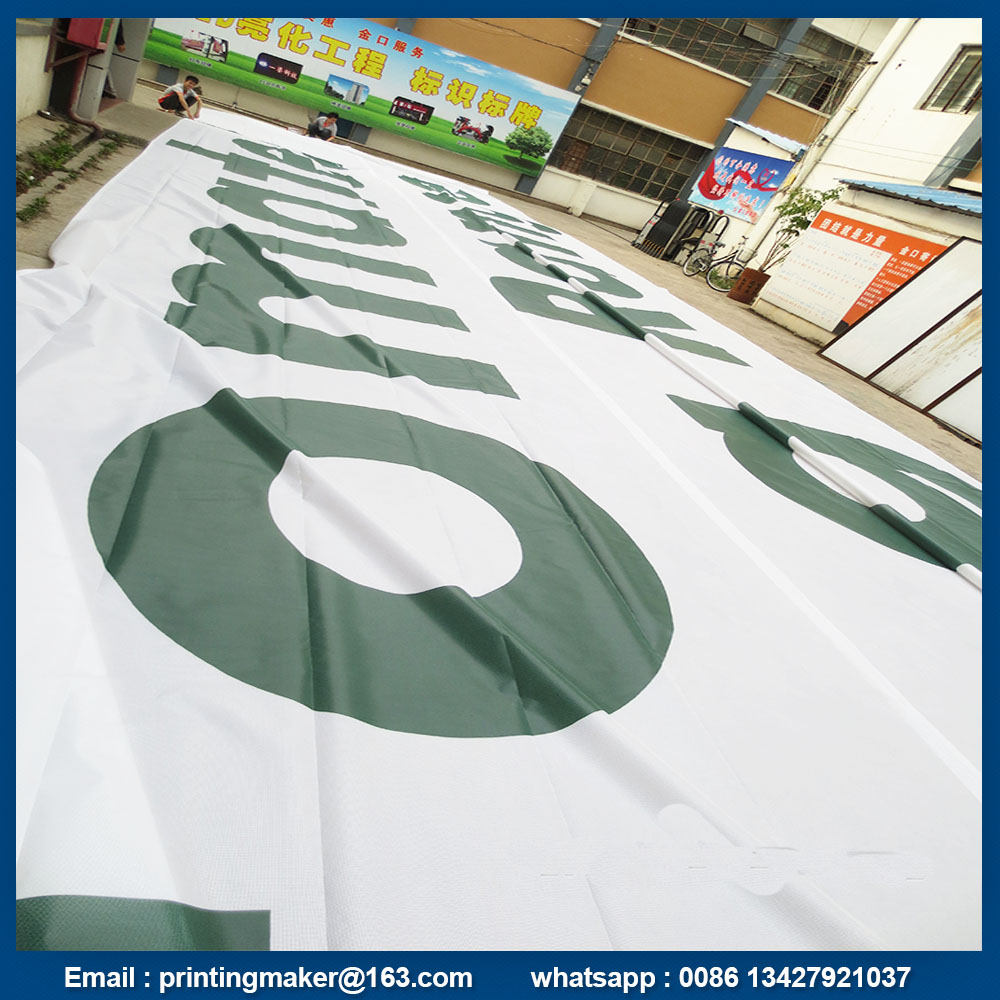 outdoor large printed banners