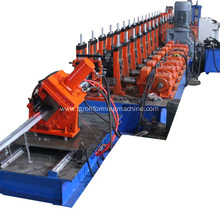 Best quality and factory for Vineyard Post Roll Forming Machine Galvanized Steel Vineyard Post Making Machine export to Slovenia Importers