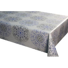 The beauty of geometric figure tablecloth