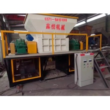 car body in industrial shredder machines for sale