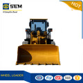 Mini Wheel Loader Without Cab Electric Control System
