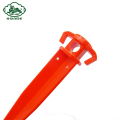Outdoor Camping Luxury Plastic Tent Stake