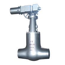 Electric Drived Power Station Gate Valve