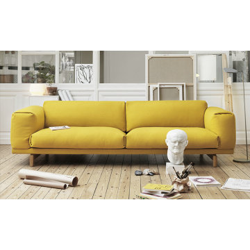 Factory Price for Living Room Sofa Sets Three Seat rest Sofa For Living Room export to South Korea Supplier