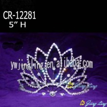 5 Inch Girl Tiaras Pageant Crowns