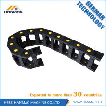 Popular Design for Nylon Cable Drag Chain Engineering Nylon Drag Chain for Machine Tool supply to French Guiana Manufacturer
